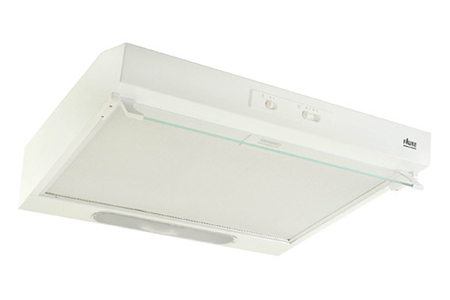 Hotte Visiere Faure Fht6131w Blanc Darty