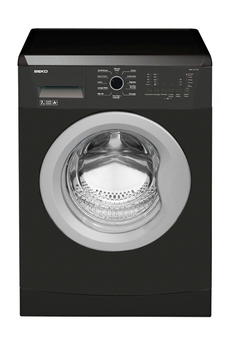 Lave linge hublot WMB71221AN ANTHRACITE Beko