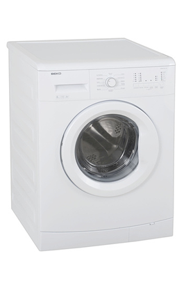 lave linge hublot beko wmb81421m blanc 3713369. Black Bedroom Furniture Sets. Home Design Ideas