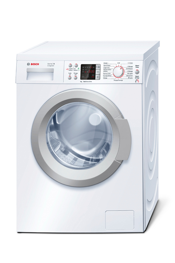 Lave linge hublot bosch waq28413ff 4020480 darty for Consommation d eau machine a laver
