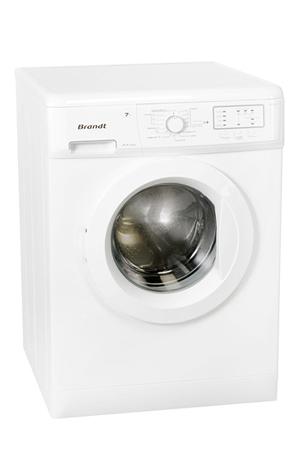 Lave linge hublot brandt wfa 1217 f blanc darty - Laver couette machine 7kg ...