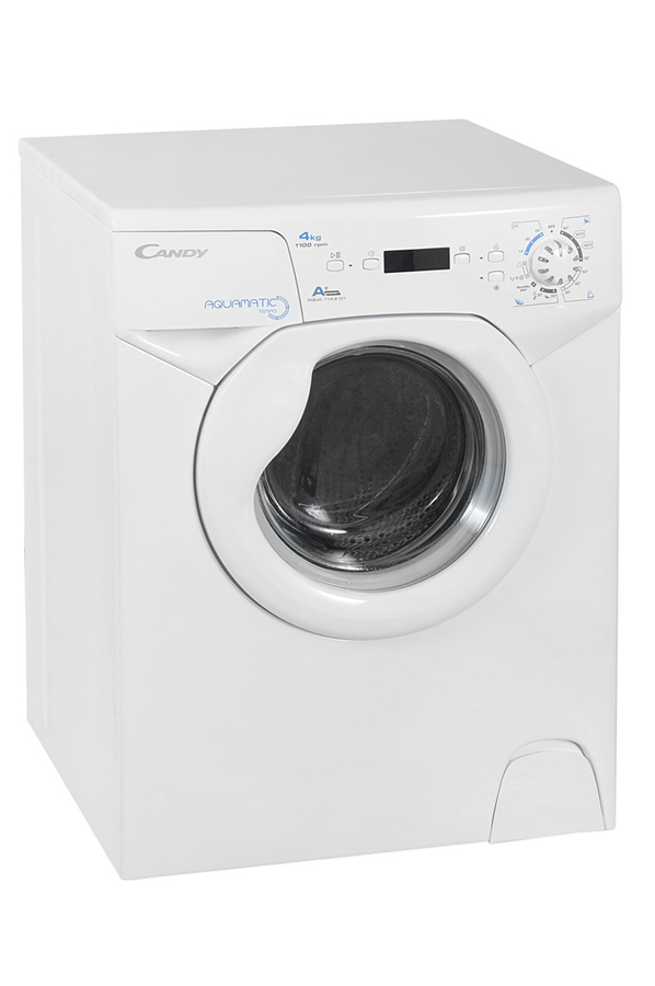 Lave linge hublot candy aqua1142d1 3740811 darty - Mini lave linge pour studio ...