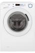 Lave linge hublot GSV1310D3 Candy