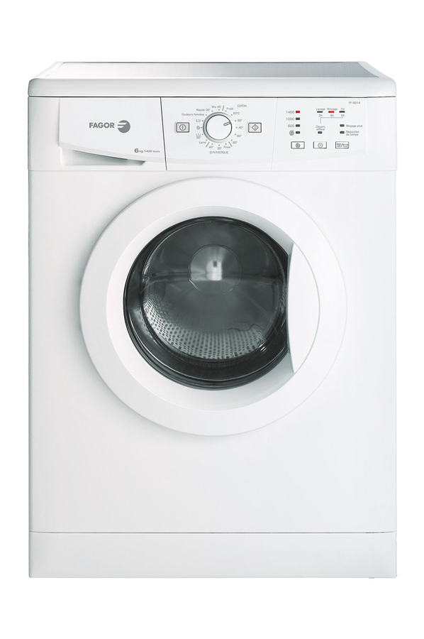 Lave linge hublot fagor ff 6014 3722953 darty - Dimension machine a laver a hublot ...