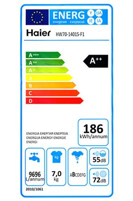 Haier HW70-1401S-F1 SILVER