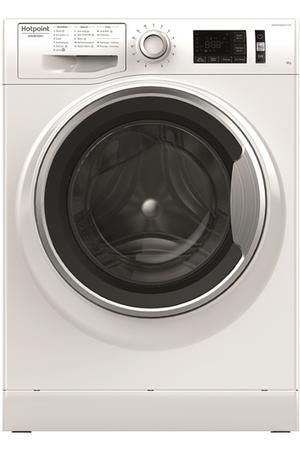 Lave-linge ARISTON HOTPOINT Bouton gris de selection de programme