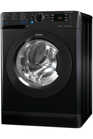 lave linge hublot indesit bwe71453xkfr darty. Black Bedroom Furniture Sets. Home Design Ideas