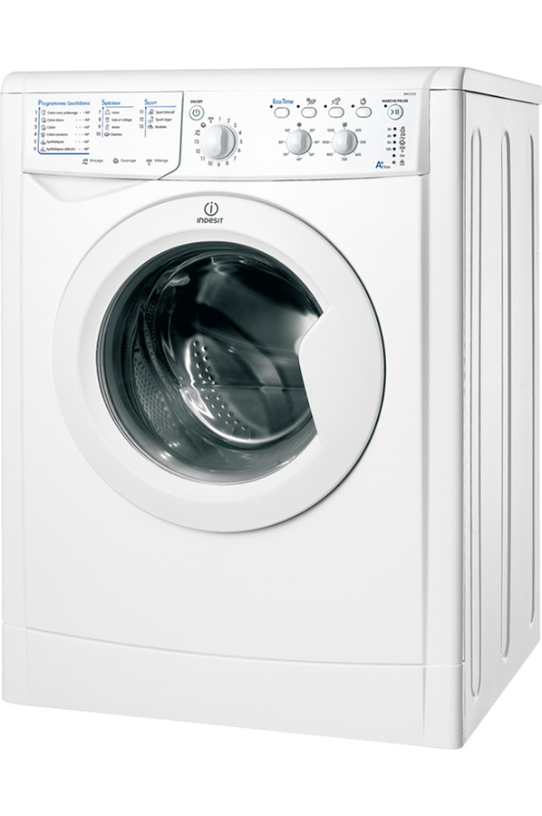 lave linge hublot indesit iwc 5125 fr 4079019 darty