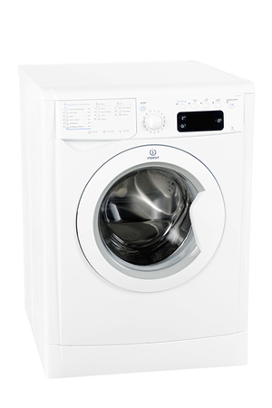 lave linge hublot indesit iwe 71482 b blanc darty. Black Bedroom Furniture Sets. Home Design Ideas