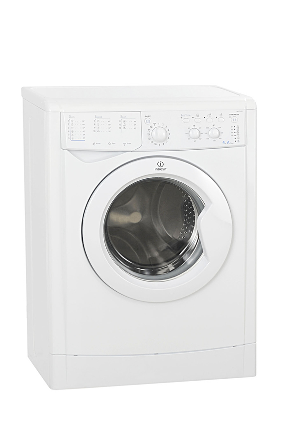 lave linge hublot indesit iwuc4105 blanc 3586847 darty. Black Bedroom Furniture Sets. Home Design Ideas