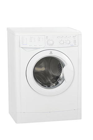 lave linge hublot indesit iwuc4105 blanc darty. Black Bedroom Furniture Sets. Home Design Ideas