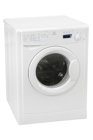 lave linge hublot indesit wixe 12 1 blanc darty. Black Bedroom Furniture Sets. Home Design Ideas