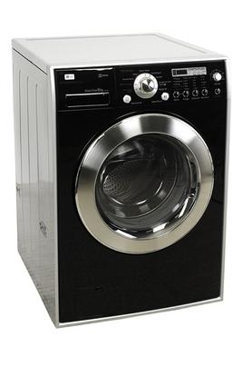 avis clients pour le produit lave linge hublot lg f12684fds noir sliv. Black Bedroom Furniture Sets. Home Design Ideas