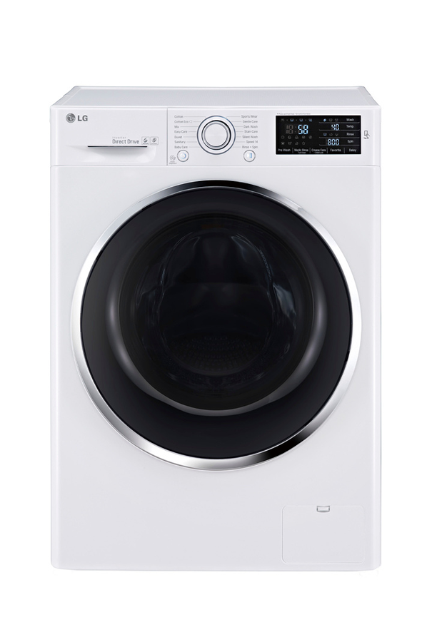 Lave linge hublot lg f74902wh direct drive f74902wh - Sticker machine a laver hublot ...
