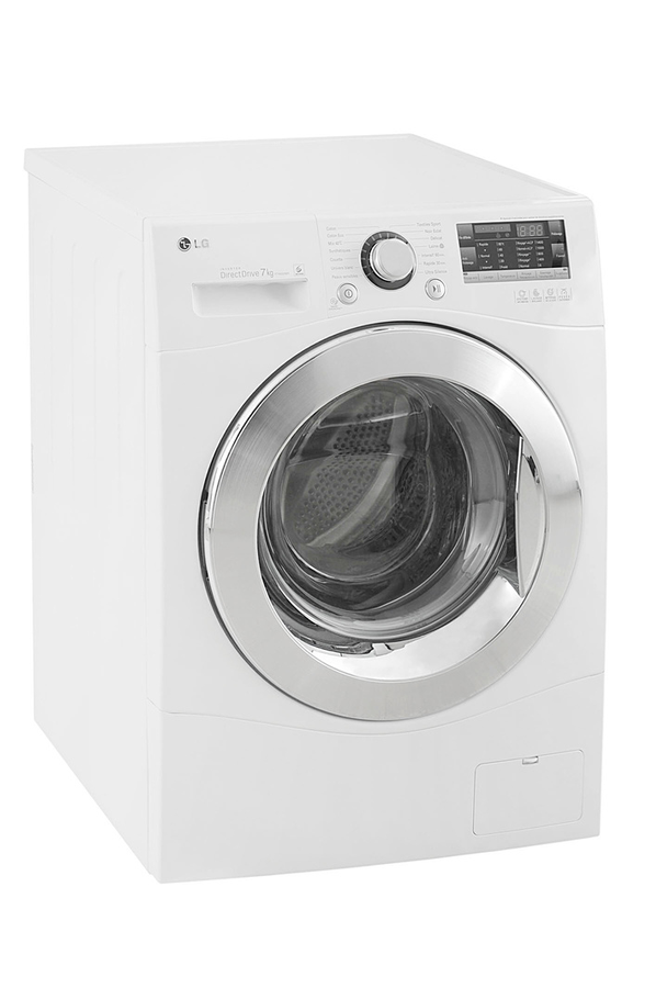 lave linge hublot lg f74932wh direct drive blanc 3745201. Black Bedroom Furniture Sets. Home Design Ideas