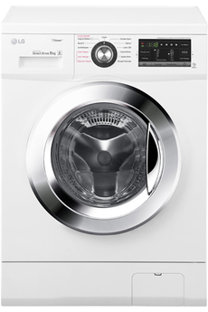 Lave linge hublot F84G62WHS SPA STEAM Lg