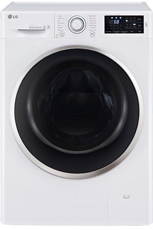 lave linge hublot lg f94841wh darty. Black Bedroom Furniture Sets. Home Design Ideas