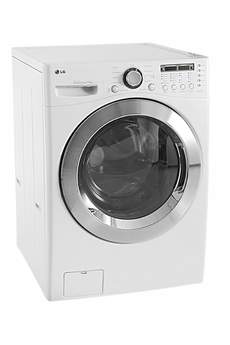 Lave linge hublot F 52590WH 6 MOTION DIRECT DRIVE Lg