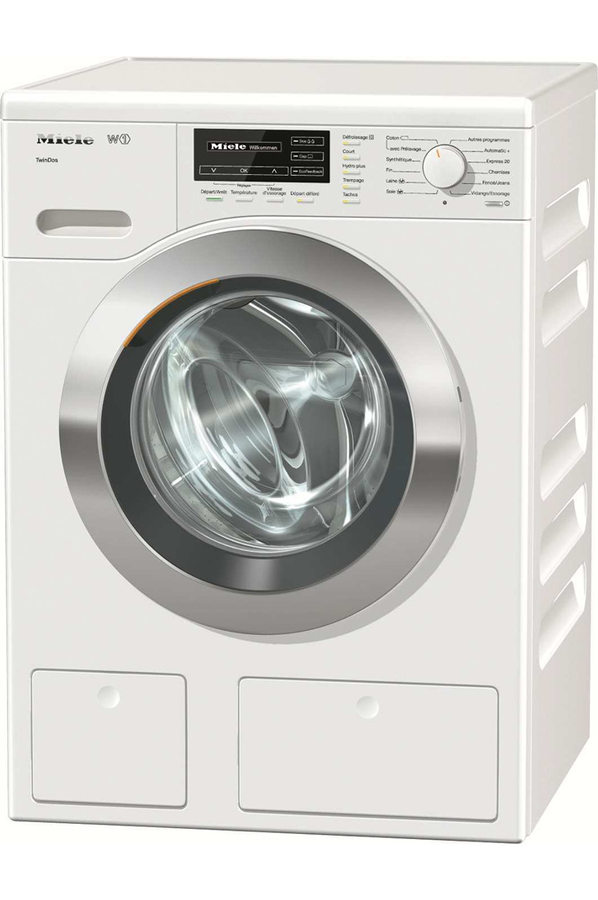 Lave linge miele darty