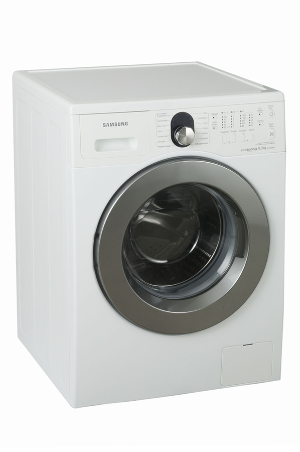 Lave linge hublot samsung wf1804wsv eco bubble wf1804wsv 4050975 darty - Technologie eco bubble ...
