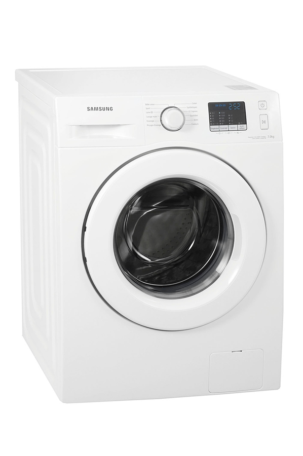 lave linge hublot samsung wf70f5e5w4x samsung lave linge. Black Bedroom Furniture Sets. Home Design Ideas