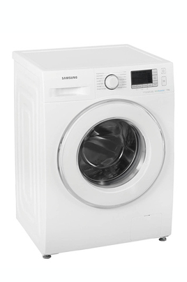 lave linge hublot samsung wf70f5e5w4w eco bubble wf70f5e5w4w ecobubble blanc 3722805 darty. Black Bedroom Furniture Sets. Home Design Ideas