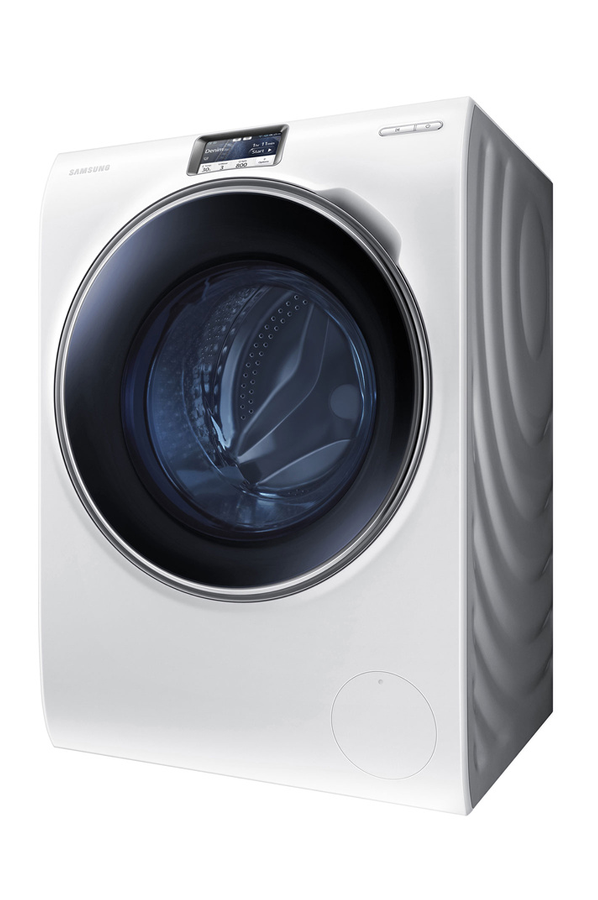 lave linge hublot samsung ww10h9400ew eco bubble. Black Bedroom Furniture Sets. Home Design Ideas