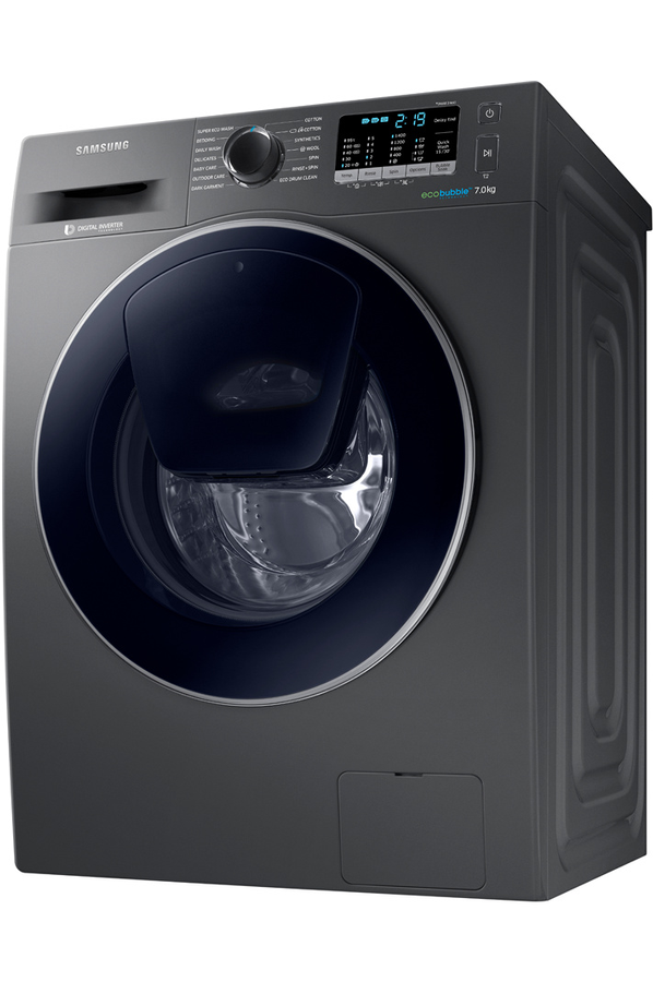 lave linge hublot samsung ww70k5410ux addwash 4249534. Black Bedroom Furniture Sets. Home Design Ideas