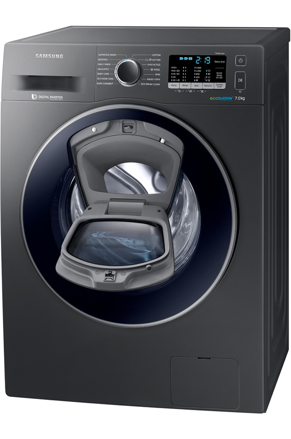 lave linge hublot samsung ww70k5410ux addwash 4249534 darty. Black Bedroom Furniture Sets. Home Design Ideas