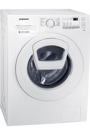 Lave Linge Hublot Samsung Ww80k4437yw Add Wash Darty