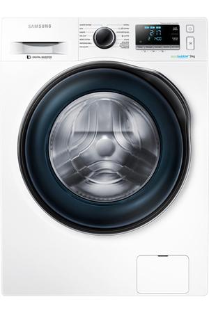 lave linge hublot samsung ww90j6410cw eco bubble darty. Black Bedroom Furniture Sets. Home Design Ideas