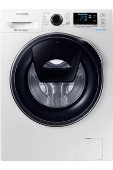 lave linge hublot ww90k6414qw add wash samsung - Samsung Ww8ek6415sw Add Wash