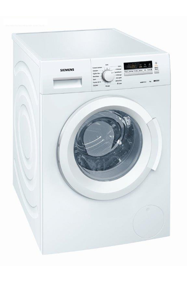 lave linge hublot siemens wm12k260ff 4099664 darty