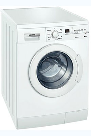 lave linge hublot siemens wm14e363ff blanc darty. Black Bedroom Furniture Sets. Home Design Ideas