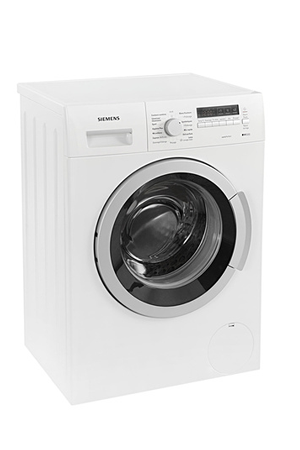 lave linge hublot siemens ws12o261ff blanc darty. Black Bedroom Furniture Sets. Home Design Ideas