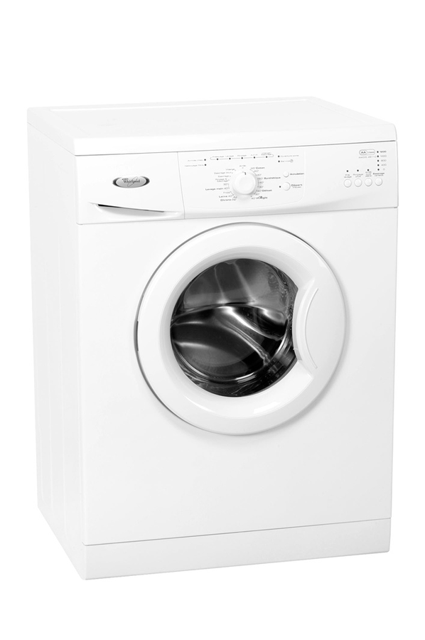 lave linge hublot whirlpool awo d 45110 blanc 3156931. Black Bedroom Furniture Sets. Home Design Ideas
