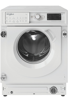 Lave linge hublot Whirlpool BIWMWG71483FRN