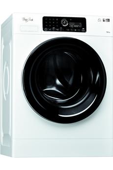 Lave linge hublot FSCR12443 SUPREME CARE Whirlpool