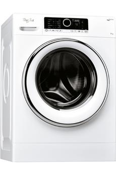 Lave linge hublot FSCR70420 Whirlpool