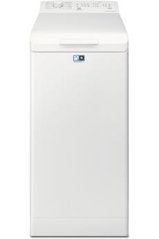 Lave linge ouverture dessus EWT1262CW2 Electrolux