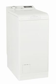 Lave linge ouverture dessus EWT1276GDW BLANC Electrolux