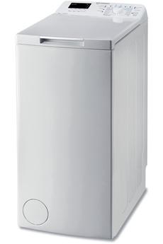 Lave-linge top Indesit BTWS60300FR/N