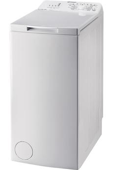 Lave linge ouverture dessus ITW A 5951 W FR Indesit