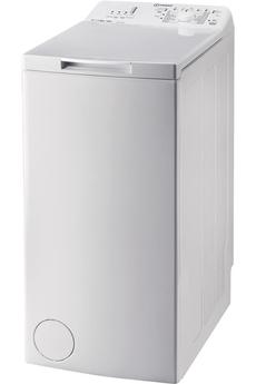 Lave linge ouverture dessus ITW A C 51151 W Indesit