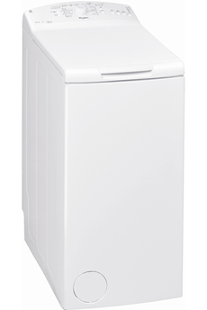 Lave linge ouverture dessus AWE 5521 Whirlpool