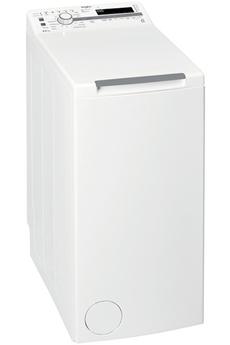 Lave-linge top Whirlpool TDLR65230SFRN
