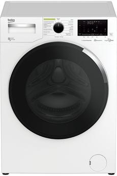 Lave linge séchant Beko HTV854WHT HygieneShield