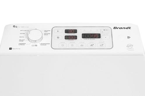 Brandt WTD8384SF