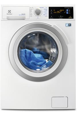 Capacité de lavage 10 kg / Séchage 6 kg - Classe A Essorage max. 1600 tours/min Départ différé / Affichage du temps restant Programme vapeur