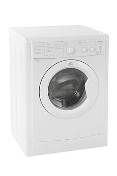 Lave linge sechant IWDC6145 BLANC Indesit